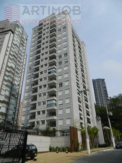 Apartamento Para Venda, 1 Dormitórios, Morumbi - São Paulo - 2627