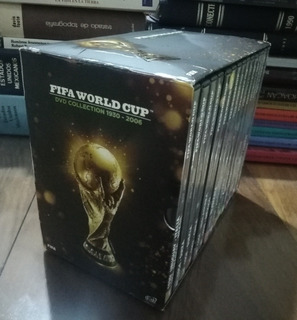 Fifa World Cup - Dvd Collection 1930 Al 2006 - 15 Dvds
