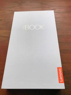 Tablet Lenovo Yoga Book 64 Gb Táctil/digital-android-
