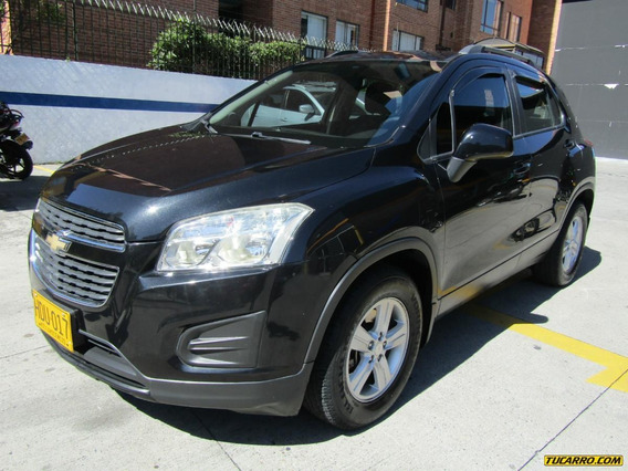 Chevrolet Tracker Ls Mt 1800cc 4x2