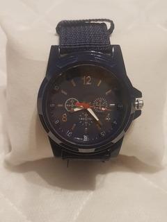 Reloj Acero Inoxidable De Colores+caja De Regalo!!