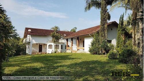 Chácara Com 3 Dormitórios À Venda, 5000 M² Por R$ 1.500.000,00 - Camapuã - Sarapuí/sp - Ch0085