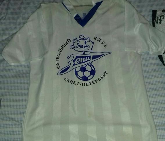 Camiseta Zenit De Rusia De 1984 #11 D Juego