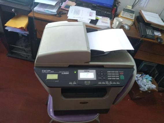 Multifuncional Brother Dcp 8060 - Copiadora Digital E Scanne