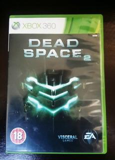 Dead Space 2 Xbox 360 Juego Original Físico Ed. Dos Discos