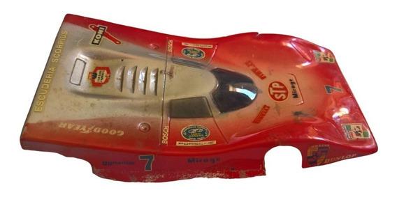 Kit Autorama Antigo Original 13 Peças Brinquedo Estrela 70