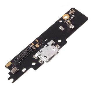 Conector Carga Microfone Moto G4 Play Placa Usb Flex Xt1600