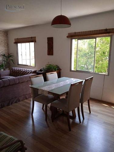 Imagem 1 de 11 de Apartamento Com 4 Dormitórios À Venda, 147 M² Por R$ 500.000,00 - Centro - Guarulhos/sp - Ap0488