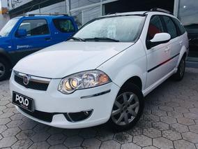Fiat Palio Weekend 1.4 Mpi Attractive 8v 2014 Branco Flex