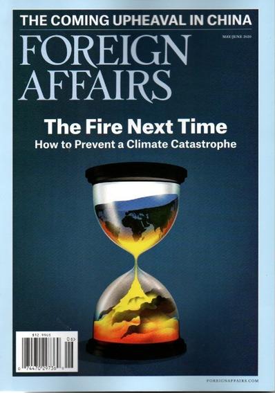 Foreign Affairs - Politica E Economia 3 Revistas Bimestrais