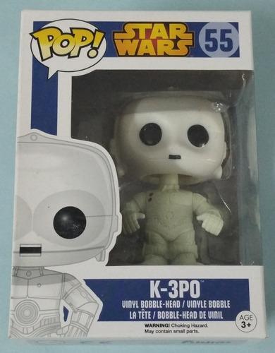 K-3po. Star Wars. #55. Pop. Nuevo.