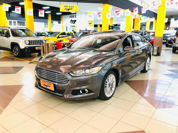 Ford Fusion Titanium Awd Gtdi 2.0 2015/2016 (0166)