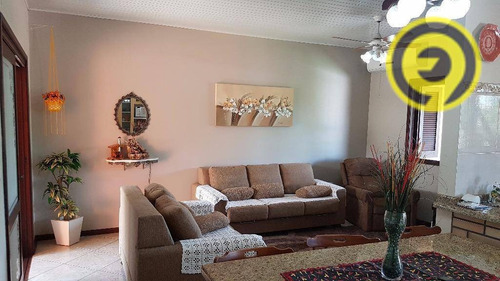 Imagem 1 de 30 de Casa Residencial À Venda, Primavera, Novo Hamburgo. - Ca0239