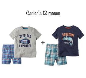 Carters Conjuntos Menino Pronta Entrega Novos Original