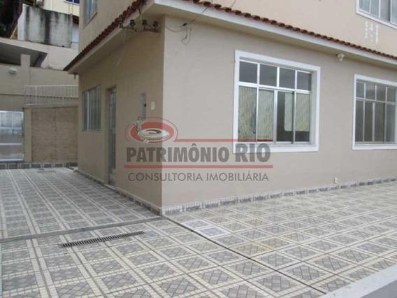 Ótimo Apartamento Tipo Casa 2qtos - Vila Da Penha - Paap23404