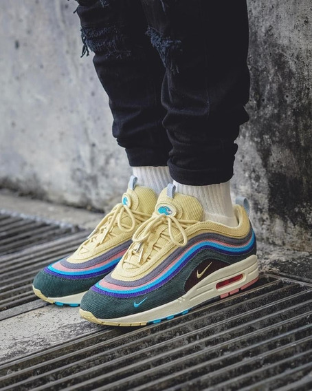 Tênis Masculino Air Max 1/97 Sean Wotherspoon Oficial 2020