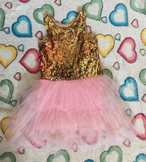 Vestido Disfraz De Niña