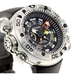 Reloj Citizen Aqualand Eco-drive Diver Bn2021-03e 12 Cuotas