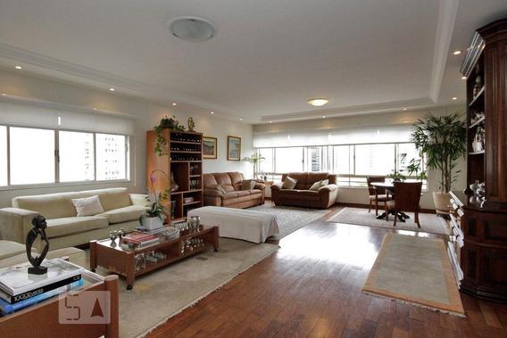 Apartamento Para Aluguel - Bela Vista, 4 Quartos, 300 - 893027239