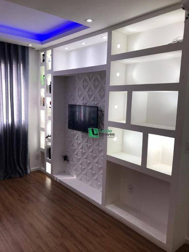 Imagem 1 de 26 de Apartamento À Venda, 40 M² Por R$ 320.000,00 - Limão - São Paulo/sp - Ap1317