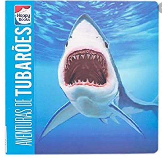 Lenticular 3d - Animais Perigosos: Aventuras De Tubaroes