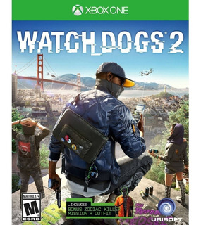 Juego Watch Dogs 2 Nintendo Switch Nuevo Original