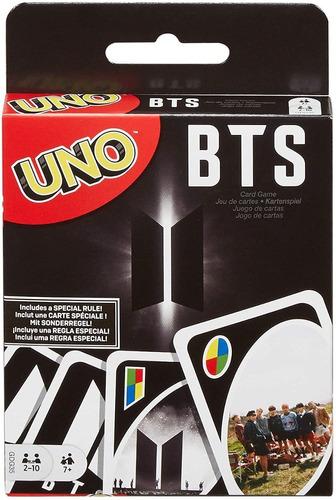Cartas Uno Bts Original Edición Bts Army