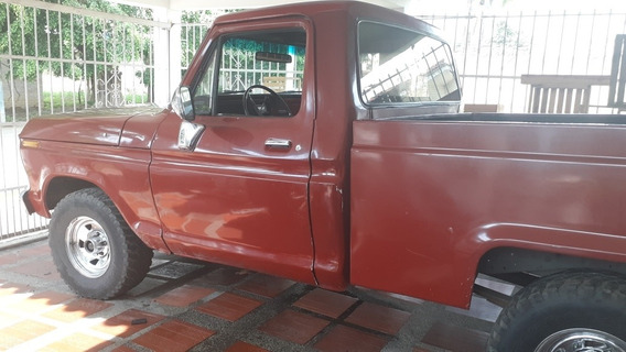 Ford F-100 Año 78