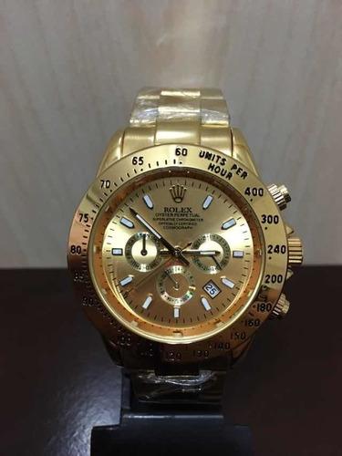 Relógio Daytona Gold