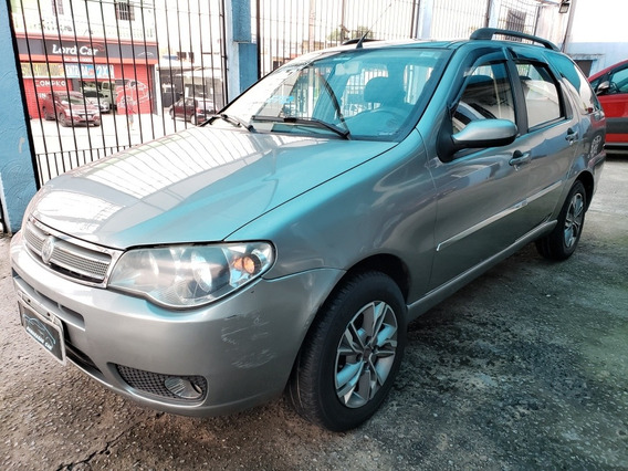 Fiat Palio Weekend 2007 1.4 Elx 30 Anos Flex 5p