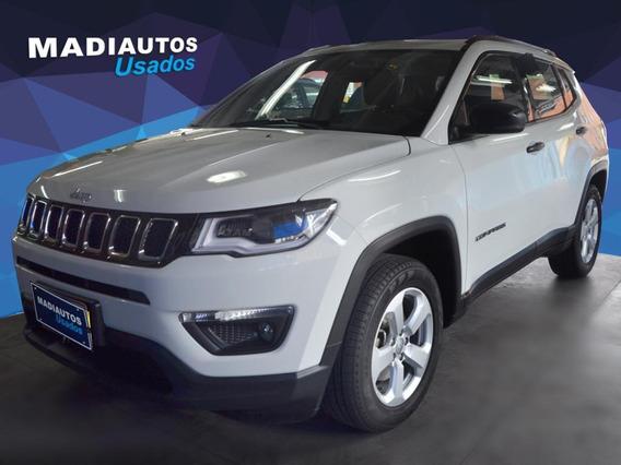 Jeep Compass 2.4 Sport Mec. 2018