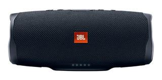 Caixa de som JBL Charge 4 portátil Black