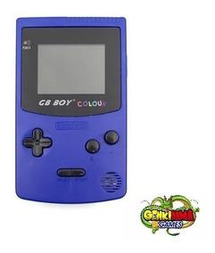 Game Boy Gb Colour Com 66 Jogos Backlight
