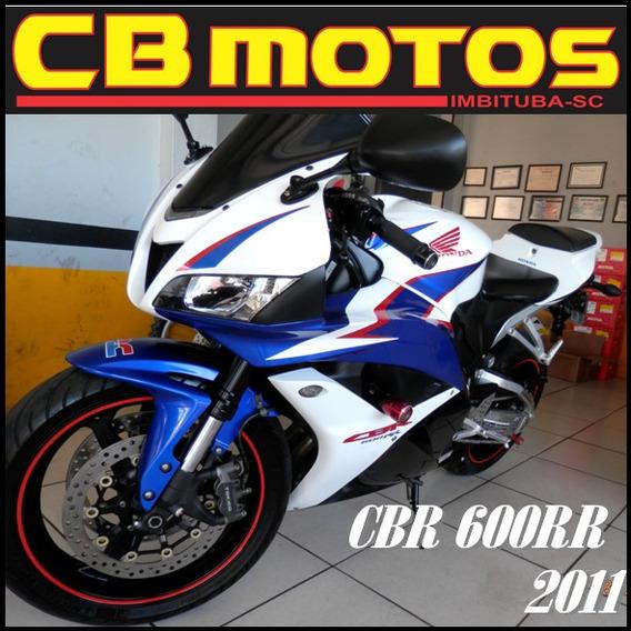 Honda Cbr 600 Rr 2011/2011