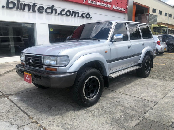 Toyota Burbuja Vx Blindada 4.5 At 4x4 Plata Arabe 2002