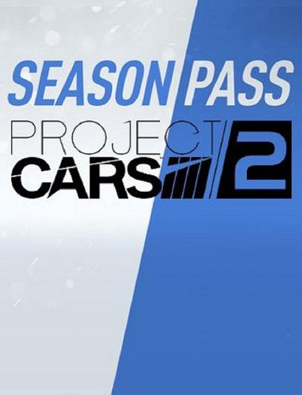 Project Cars 2 Season Pass Pc - Steam Key (envio Já)