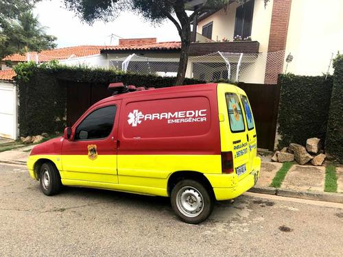 Citroen Partner Furgão Ambulancia