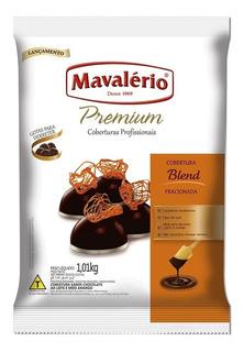 Chocolate Em Gotas Blend Fracionado 1,01kg - Mavalerio