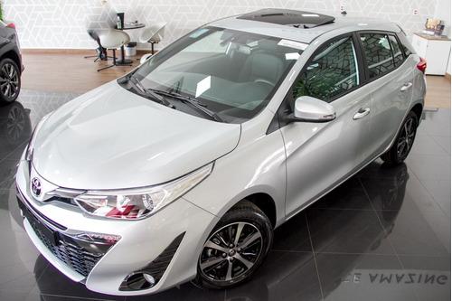 Toyota Yaris 1.5 Xls Connect Cvt (flex)