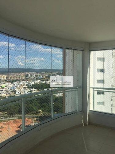 Apartamento Com 3 Dormitórios À Venda, 195 M² Por R$ 1.200.000,00 - Parque Campolim - Sorocaba/sp - Ap0950