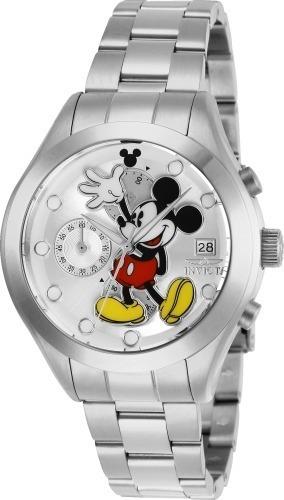 Relógio Invicta Disney Modelo 27401 Edição Limitada Original