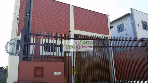 Imagem 1 de 18 de Galpão Para Alugar, 192 M² Por R$ 4.600,00/mês - Jardim Nova Era - Vinhedo/sp - Ga0038