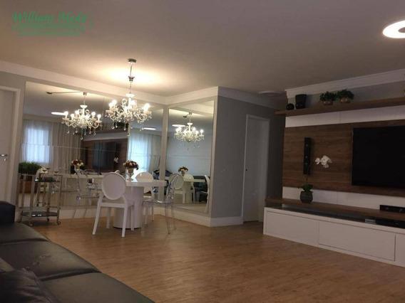 Apartamento Residencial À Venda, Bosque Maia, Guarulhos. - Ap2092