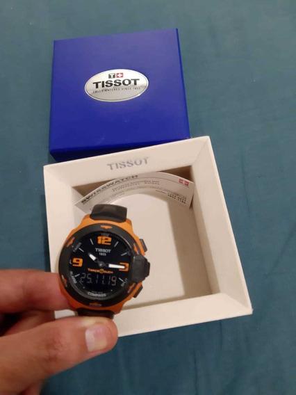 Relógio Tissot T-race Touch Aluminium .