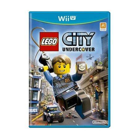 Jogo Wii U Jogo Lego City Undercover Wii U