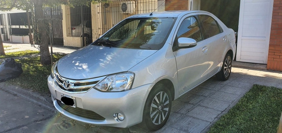 Toyota Etios 2015 1.5 Sedan Platinum