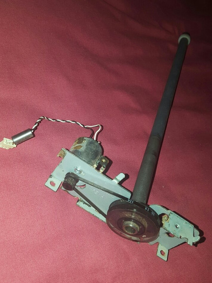Rolo Impressora Hp 2546 Com Motor E Correia