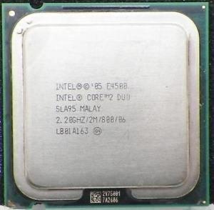 Processador Core 2 Duo E4500 2.2ghz