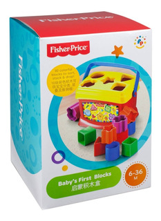 Bloques Bebe - Fisher-price