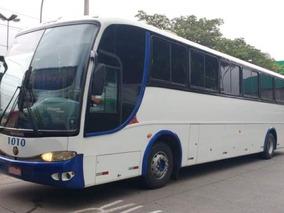 Ônibus Marcopolo Viaggio G6 Executivo, Fretamentos Revisado